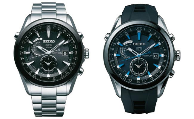 Seiko Astron GPS Watch