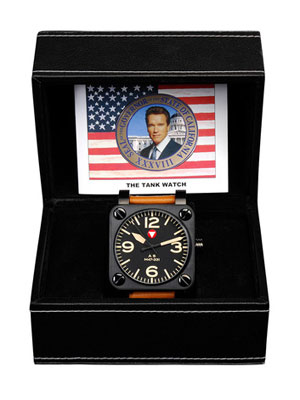 Arnold Schwarzenegger Watch