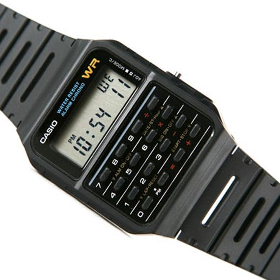 Old Casio Calculator Watch Casio Calculator Watch