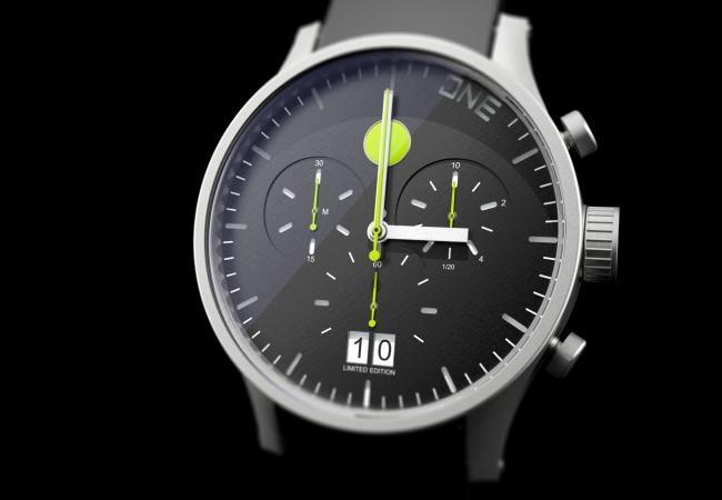ONE44 Chronograph Watch