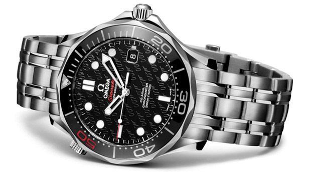 Omega Seamaster Diver 300m James Bond Watch