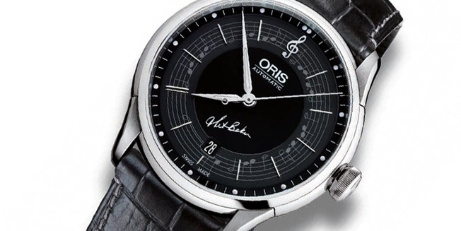Oris Chet Baker Watch